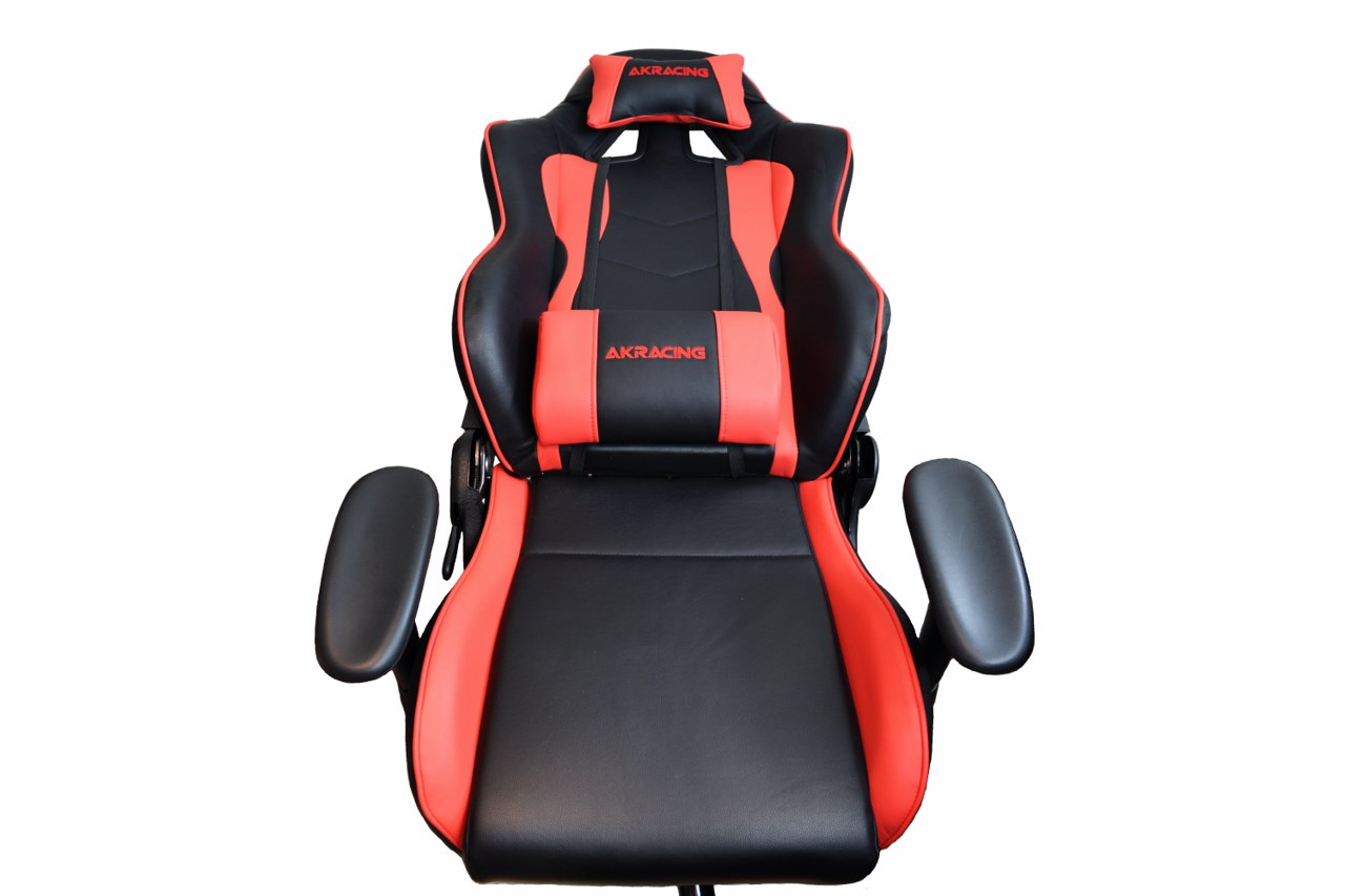 Stupendous Ak Racing Nitro Gaming Chair Review Theyellowbook Wood Chair Design Ideas Theyellowbookinfo