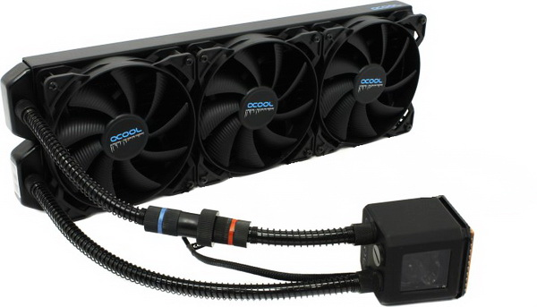 Alphacool Eisbaer 420 CPU Liquid Cooler Review