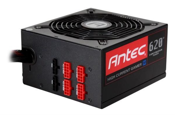 Antec HCG-620M 620W Power Supply Unit