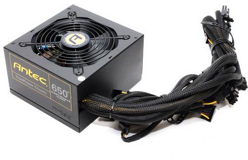 Antec TruePower Classic 650W Power Supply Unit Review