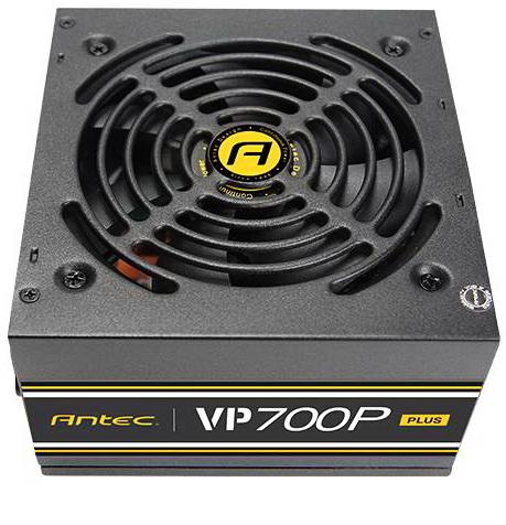Antec VP700P PLUS 700W Power Supply Unit