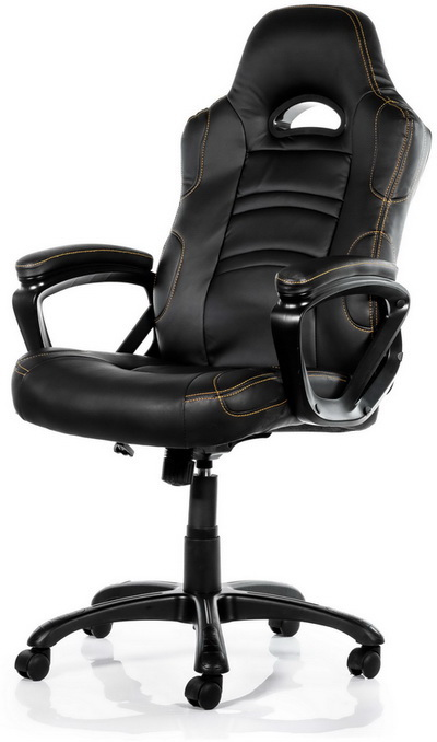 Review Arozzi Black Gaming Chair Enzo D9I2EHW
