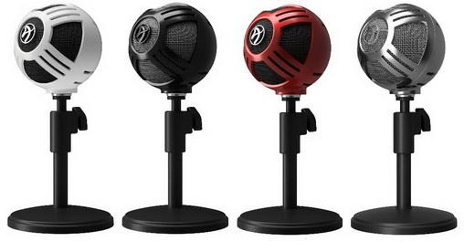 Arozzi Sfera, Sfera Pro & Colonna USB Microphones
