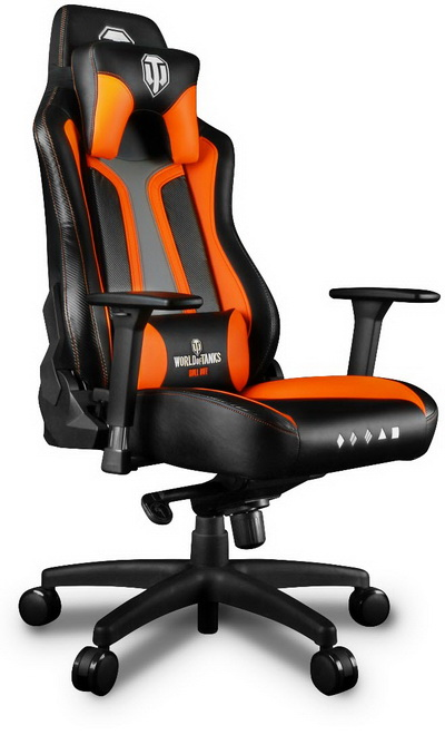Arozzi Vernazza World Of Tanks Edition Gaming Chair Review