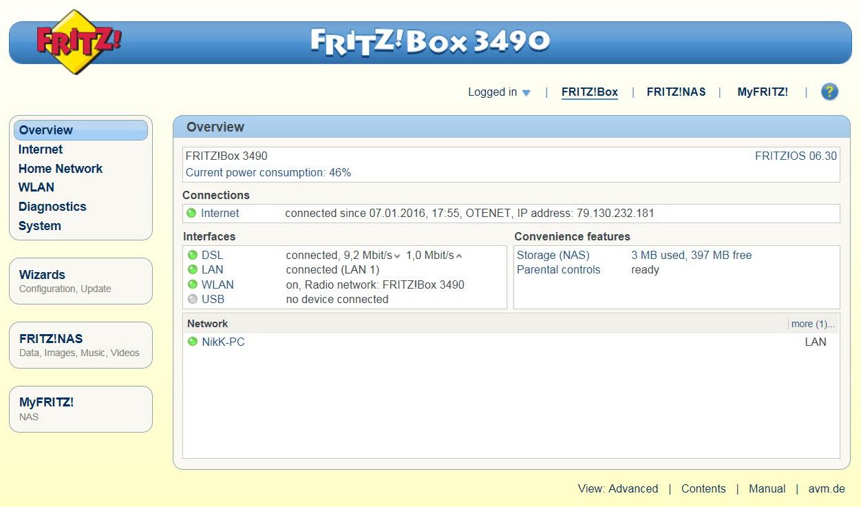 Avm Fritz Box 3490 Ac1750 Gigabit Modem Router Review