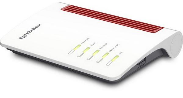 AVM FRITZ!Box 7530 AC1300 VDSL/ADSL Modem Router