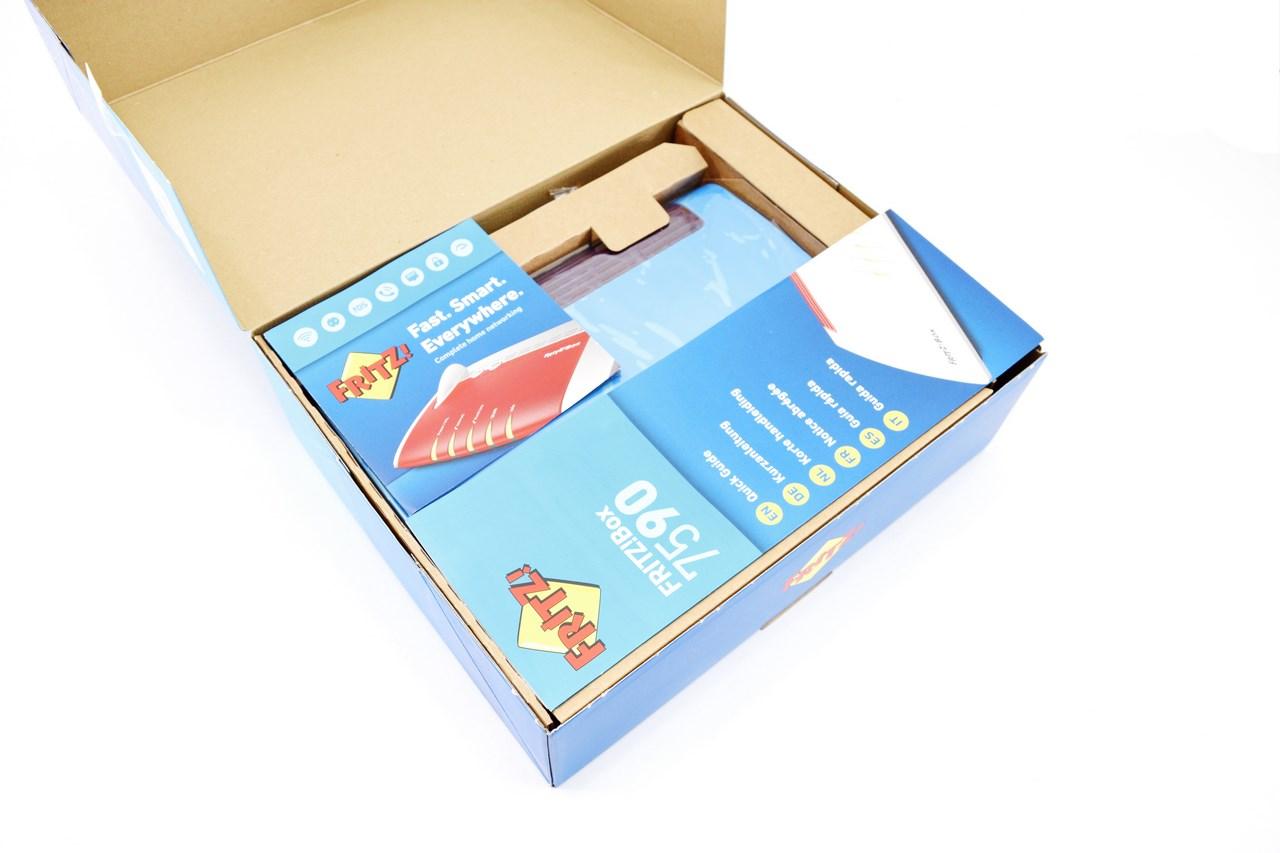 AVM FRITZ!Box 7590 AC2600 VDSL/ADSL Modem Router Review