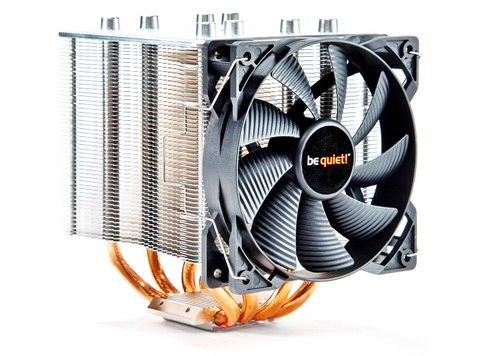 Be Quiet Shadow Rock 2 Cpu Cooler Review