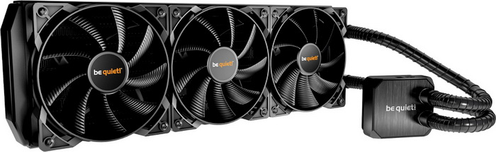 Be quiet! Silent Loop 360mm AIO Liquid CPU Cooler