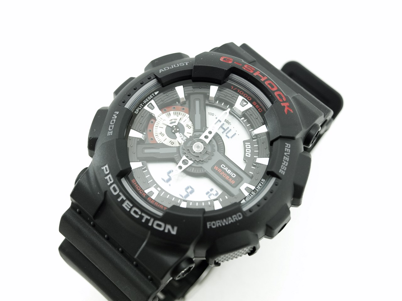 Casio G Shock Ga 110 Manual 110hr 1adr