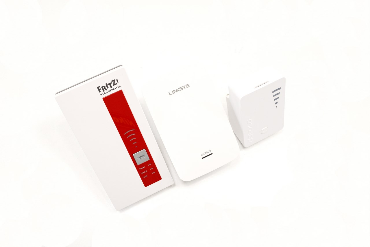 WiFi AC Repeater / Range Extender Comparison