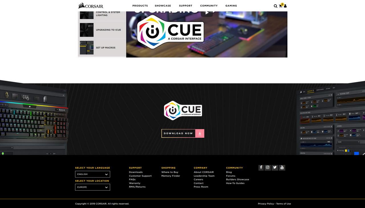 Corsair Icue Audio Sync