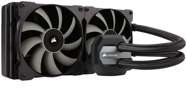 CORSAIR Hydro Series H115i Liquid CPU Cooler Review