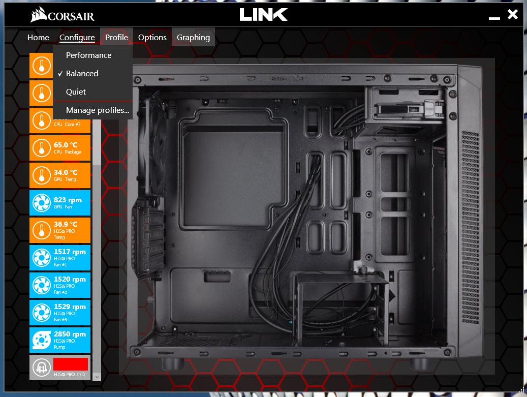 CORSAIR Hydro H150i Pro Low Noise 360mm RGB Liquid CPU Cooler Review