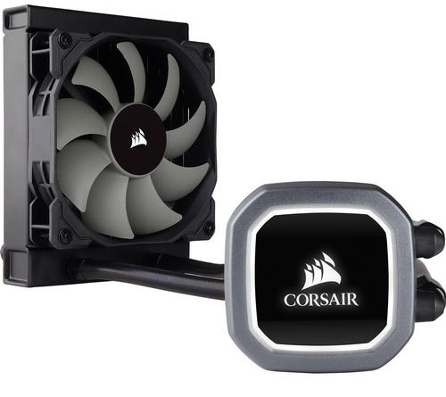 CORSAIR Hydro H60 High Performance 120mm Liquid CPU Cooler