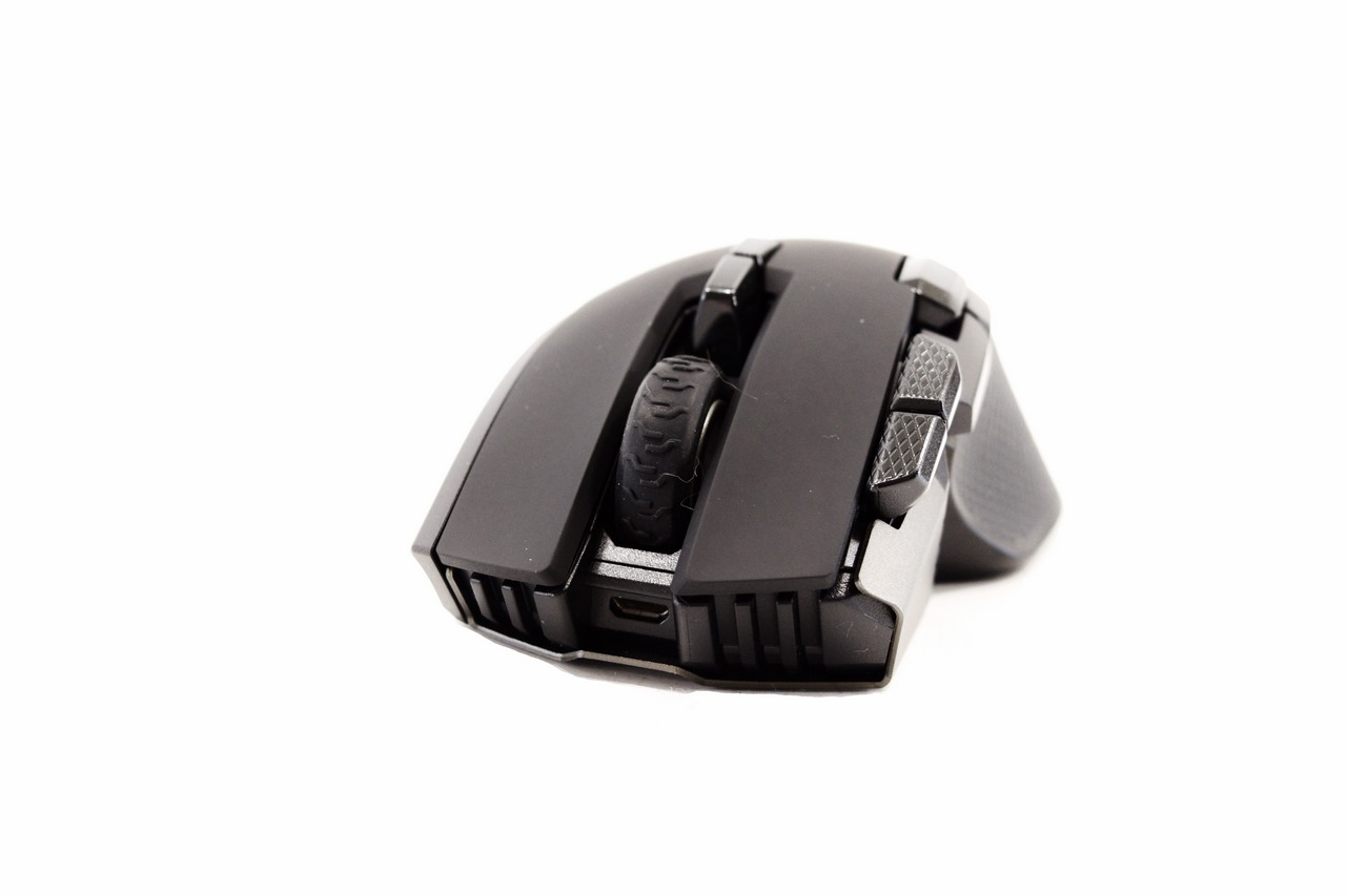 CORSAIR IRONCLAW RGB WIRELESS Rechargeable Gaming Mouse Review