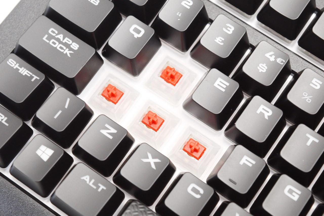 CORSAIR K68 RGB Mechanical Gaming Keyboard Review