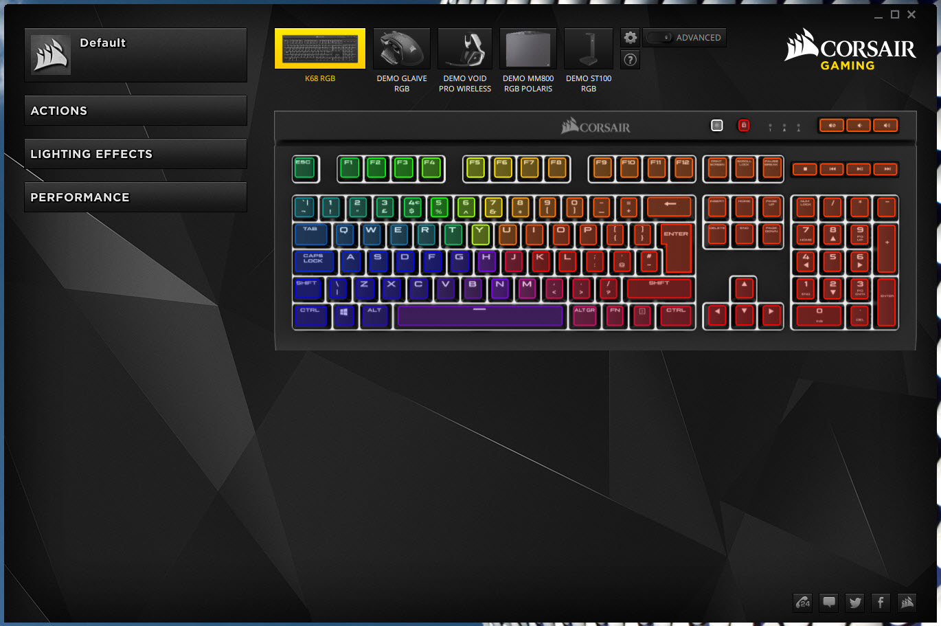 download corsair cue