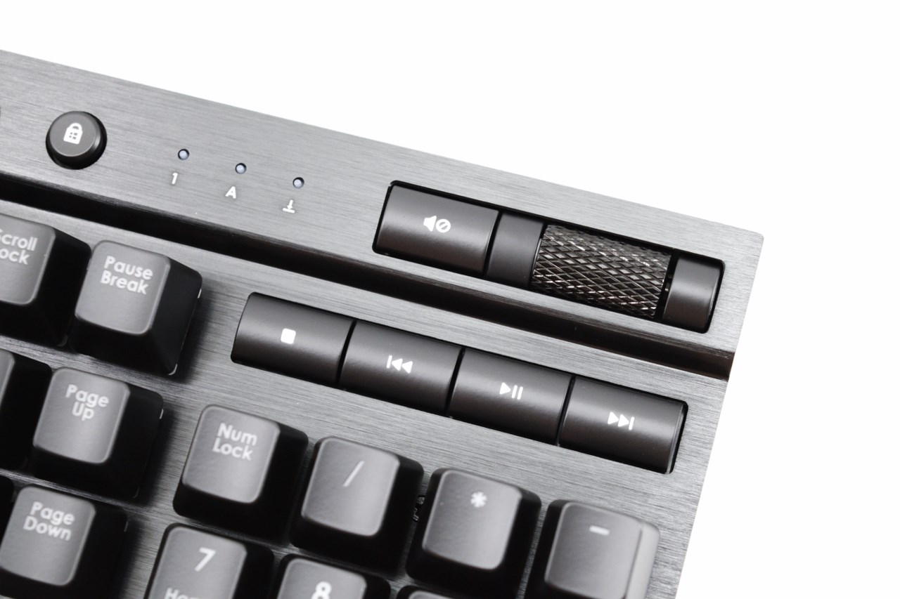 Corsair K70 RGB Mechanical Keyboard Review