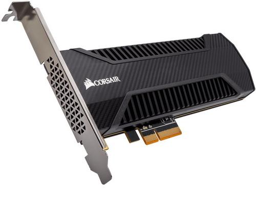 CORSAIR Neutron NX500 NVMe PCIe Gen 3 x4 Add-In Card SSD Review