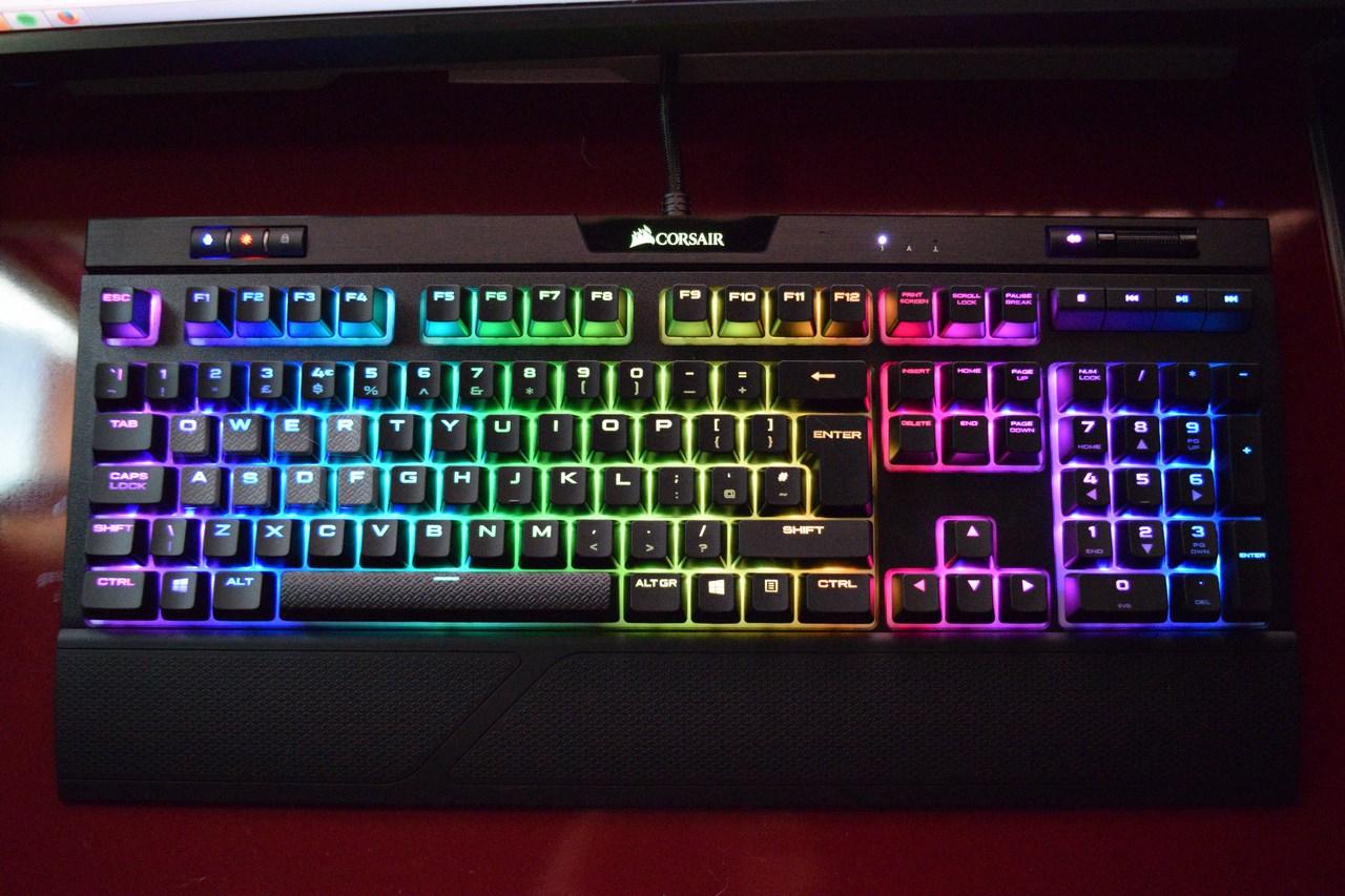 CORSAIR STRAFE RGB MK 2 Mechanical Gaming Keyboard Review