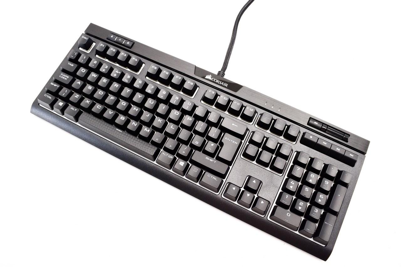 Corsair Strafe Rgb Mk2 Mechanical Gaming Keyboard Review Cherry Mx Red 7t