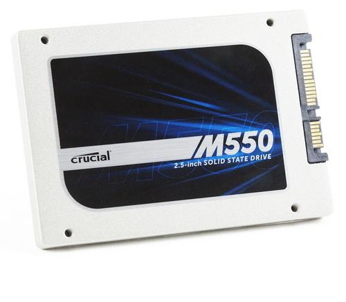 crucial m550a