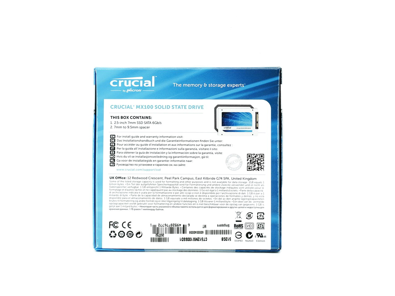 crucial mx100 512gb ssd review. Black Bedroom Furniture Sets. Home Design Ideas