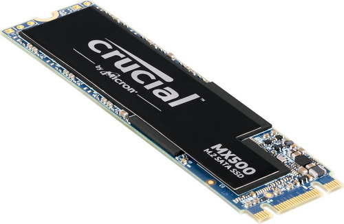 Crucial MX500 500GB M 2 SSD Review
