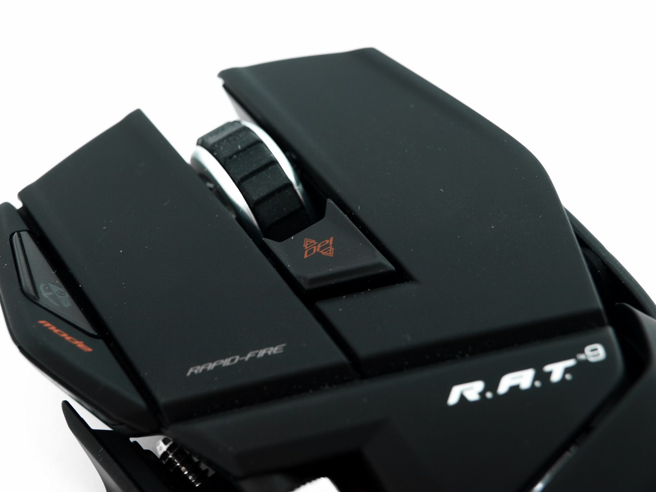 Mad Catz Cyborg R.A.T.9 Wireless Gaming Mouse Review