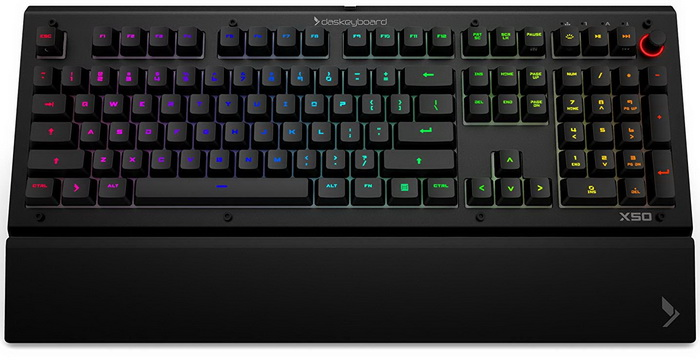 Das Keyboard X50Q RGB Mechanical Keyboard