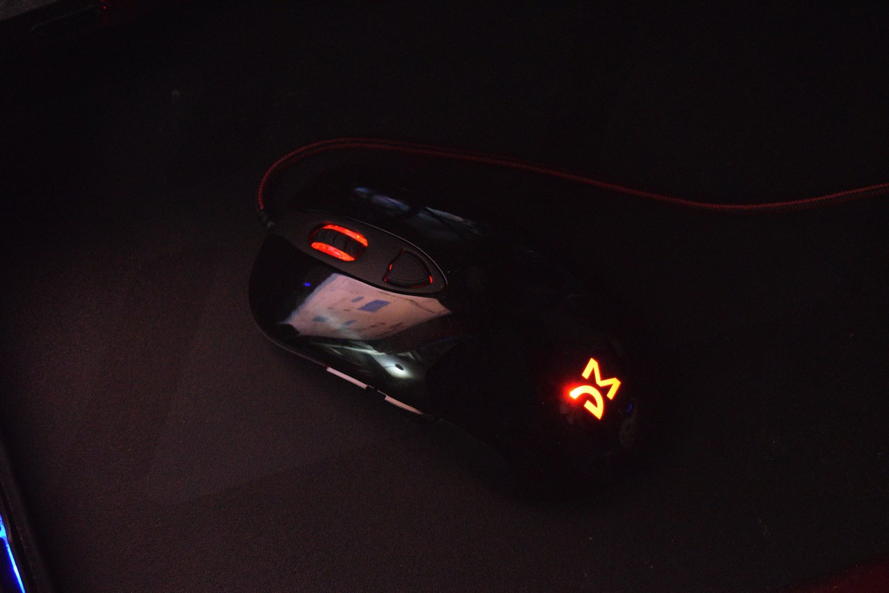 Dream Machines DM1 PRO S Optical Gaming Mouse Review