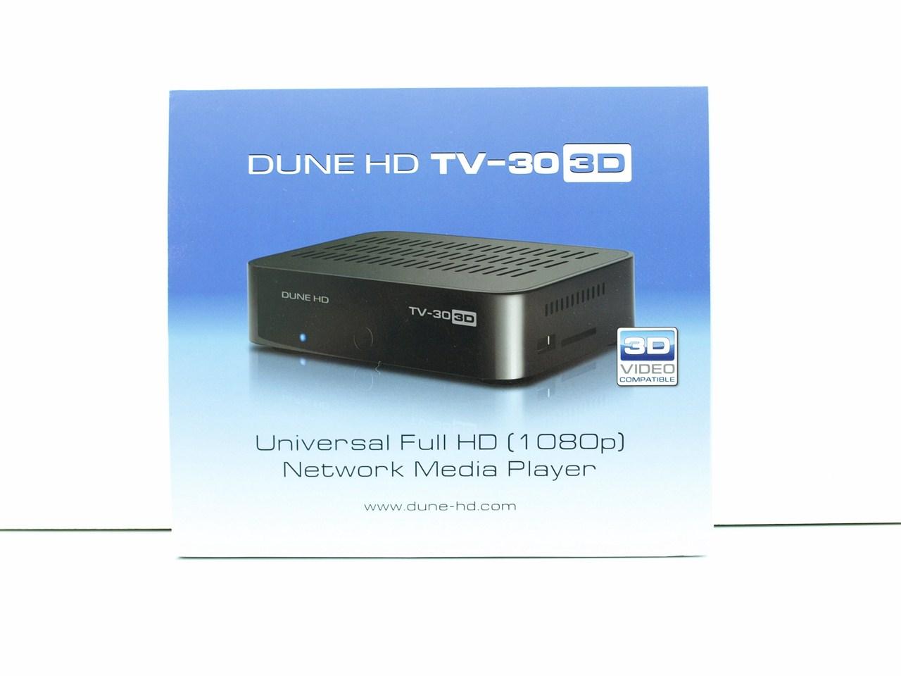 Dune HD TV-303D Universal FullHD Network Media Player Review