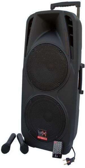 E-Lektron EL225-UHF Mobile Sound System