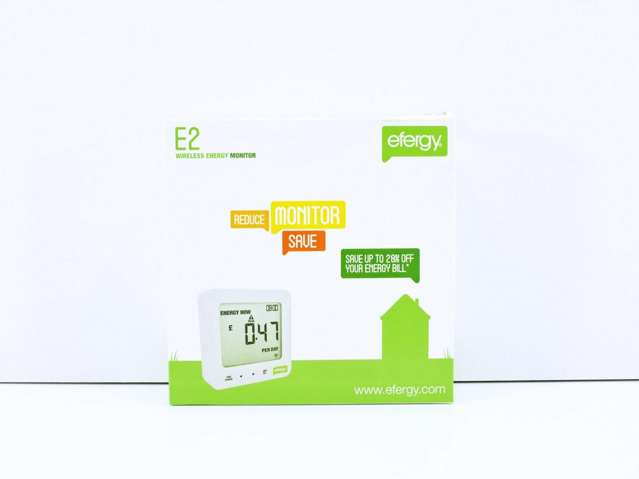 efergy elite wireless energy monitor instructions