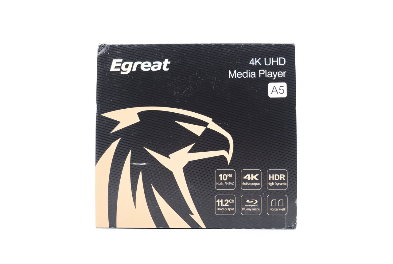 Egreat A5 4k UHD Media Player Review