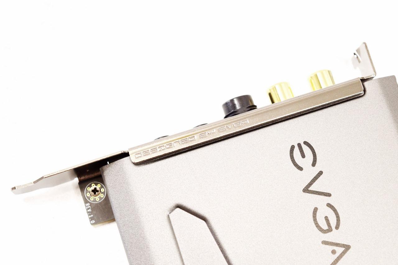 EVGA NU Audio Premium Sound Card Review