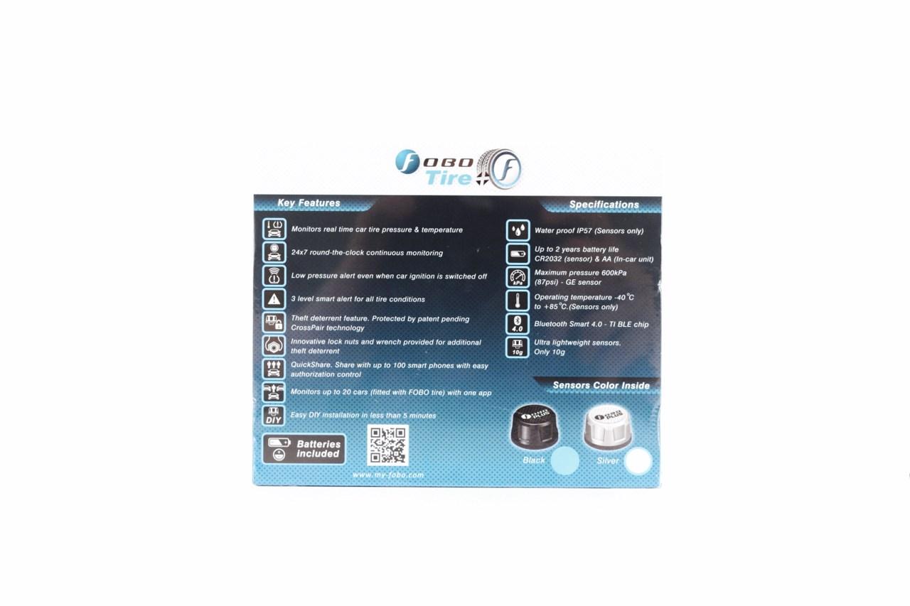 Fobo Tire Plus All Bluetooth Smart Tire Pressure