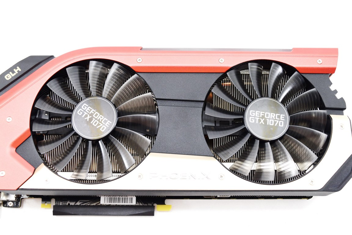 GAINWARD GeForce GTX 1070 Phoenix GLH 8GB Graphics Card Review