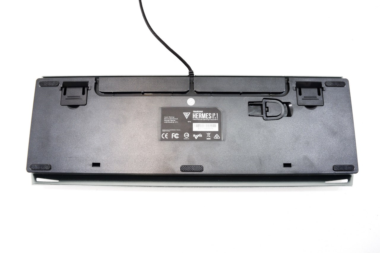 cb8200e44c3 GAMDIAS Hermes P1 RGB Mechanical Gaming Keyboard Review