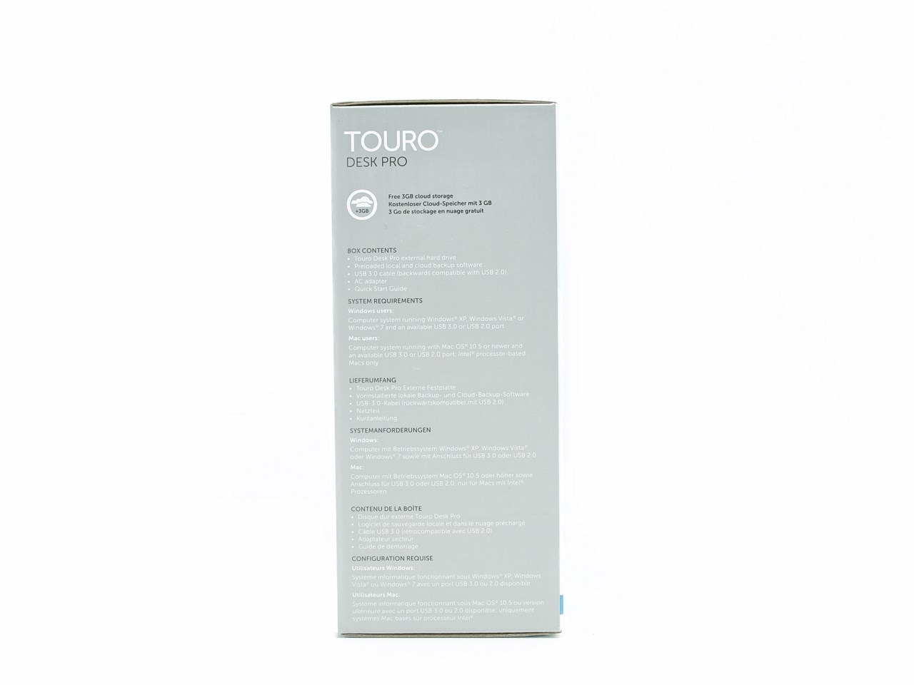 Hgst Touro Desk Pro 4tb Usb 3 0 External Hard Drive Review