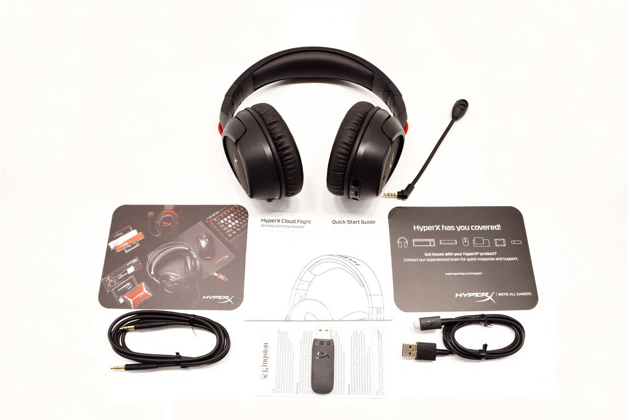 hyperx cloud flight drivers download