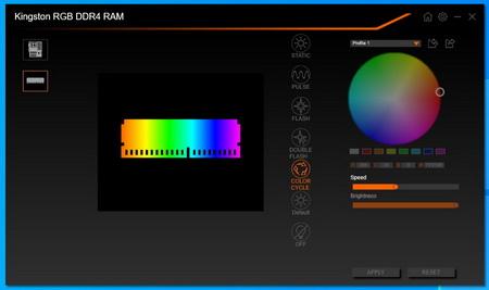 HyperX Predator RGB 32GB DDR4 3200MHZ CL16 Quad-Channel Kit