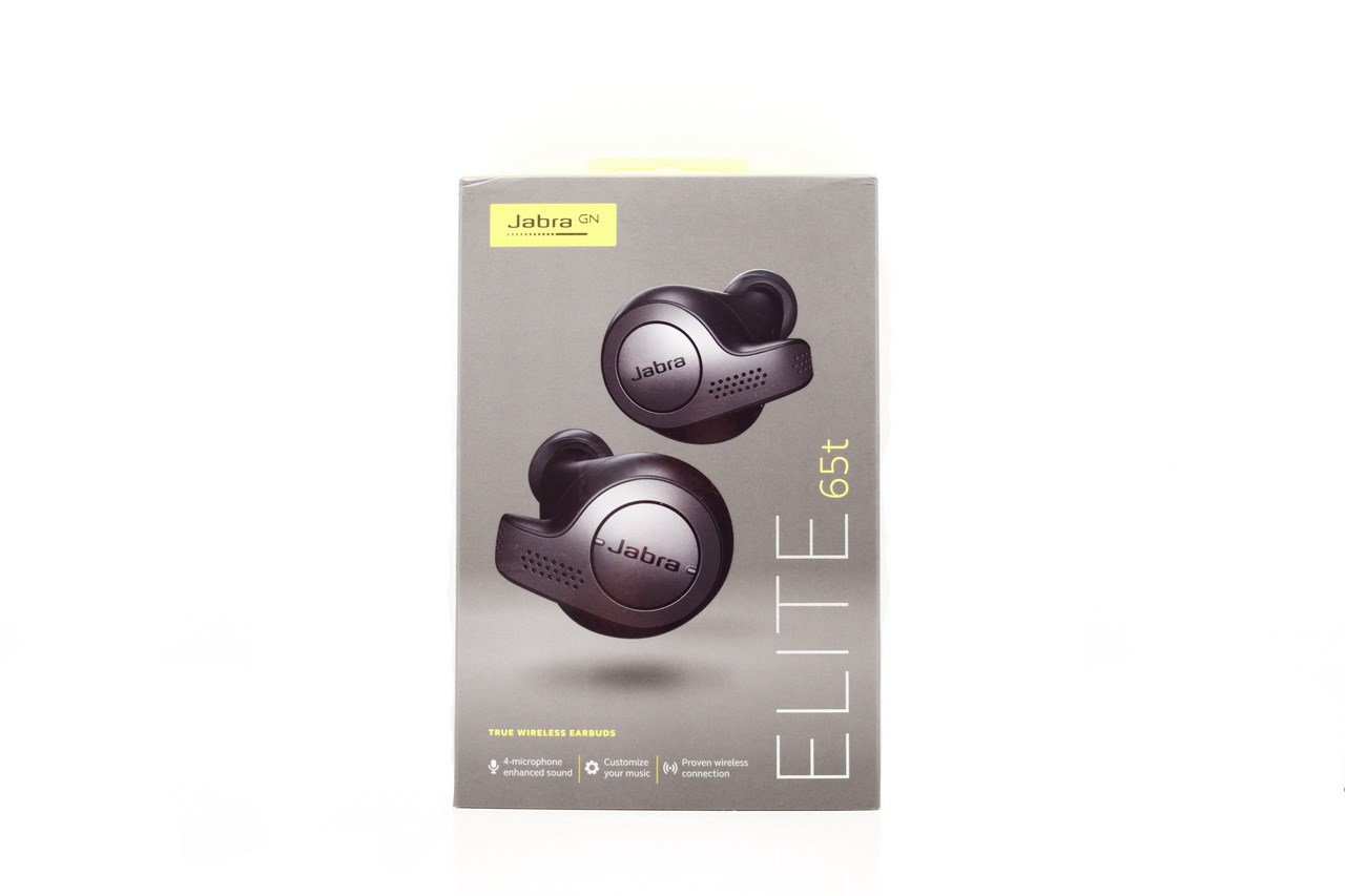 Jabra Elite 65t True Wireless Earbuds Review