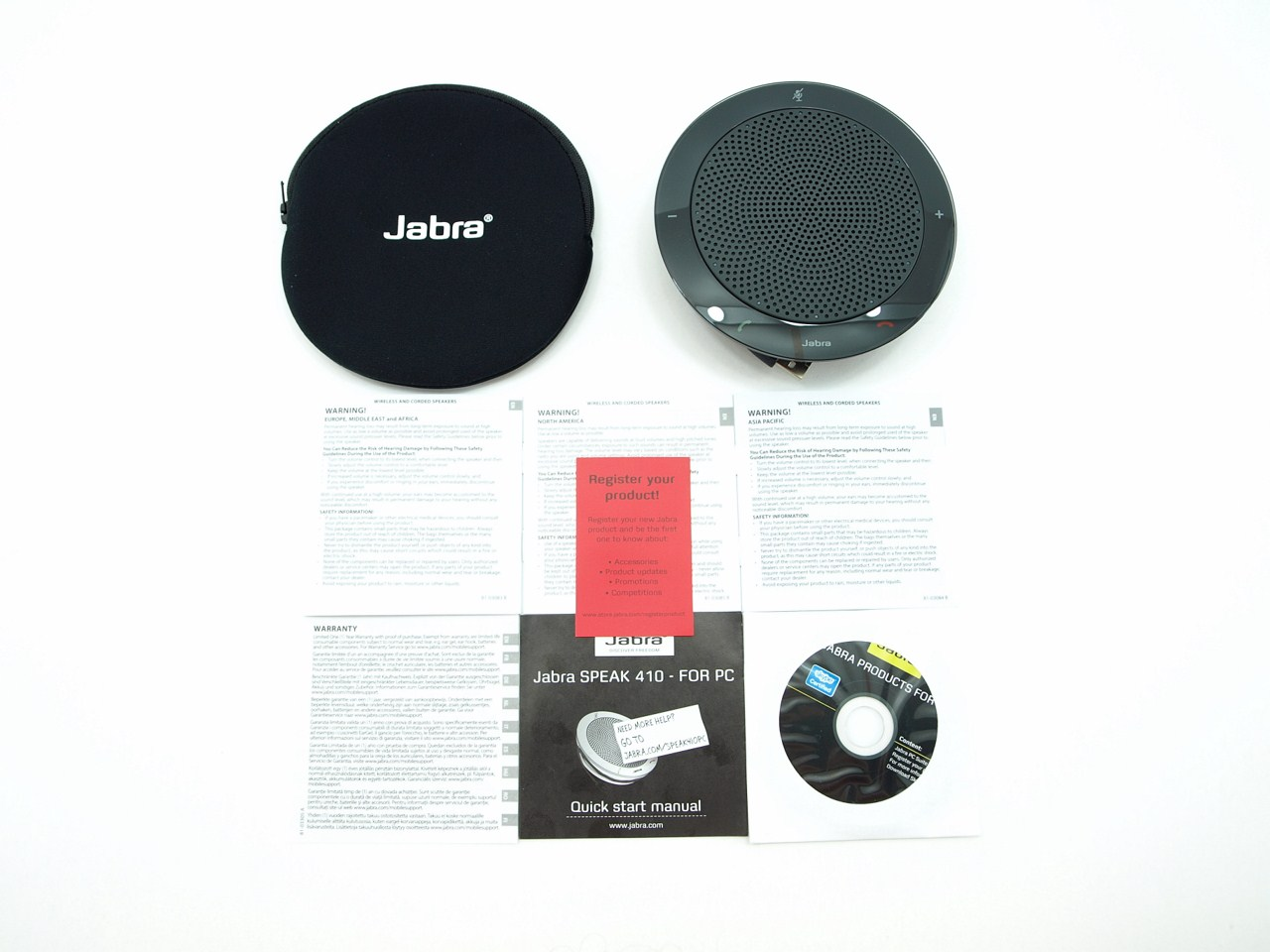 Jabra SPEAK 410 USB Speakerphone Review
