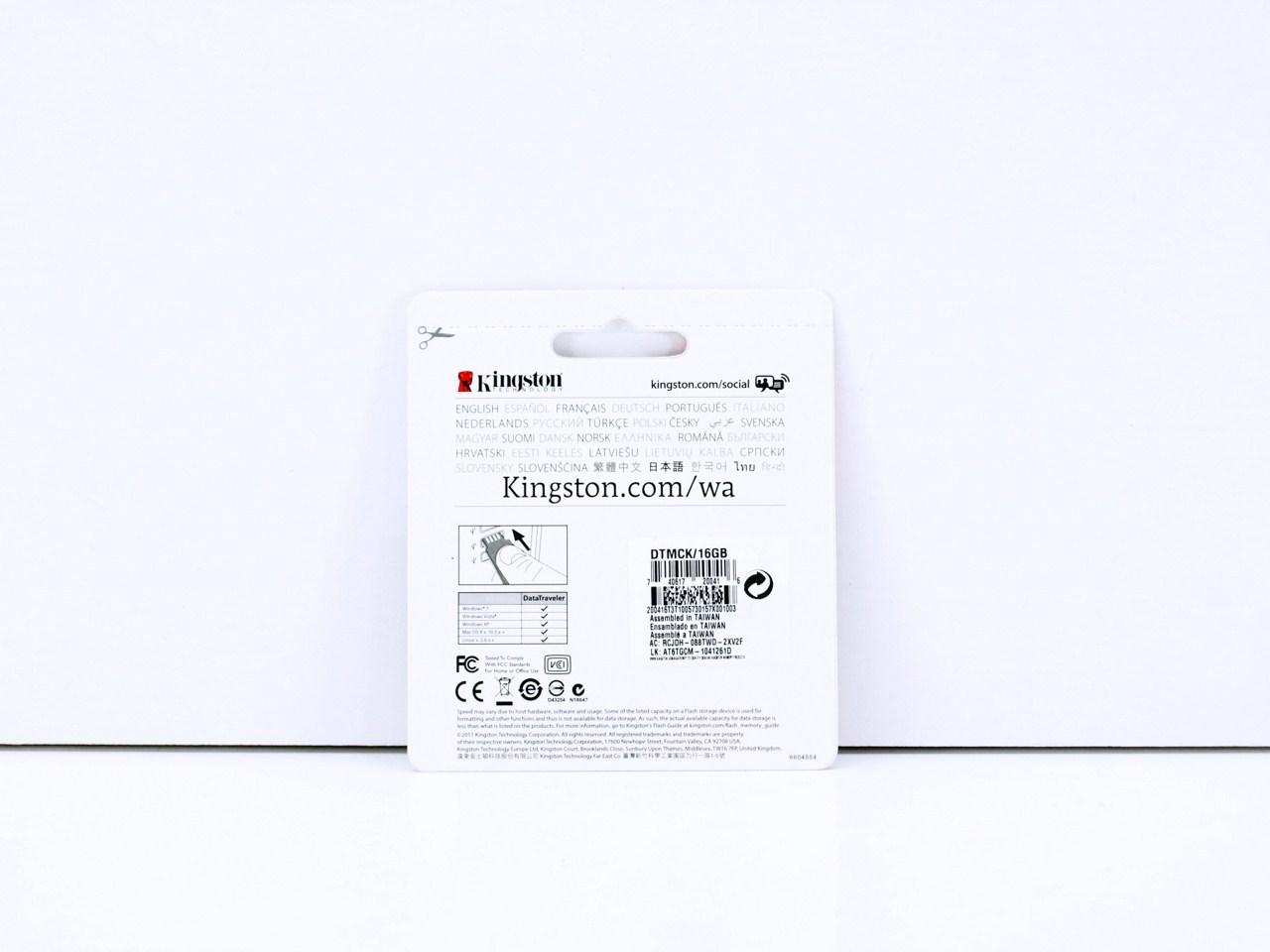 kingston datatraveler micro 16gb usb 2 0 flash drive review. Black Bedroom Furniture Sets. Home Design Ideas