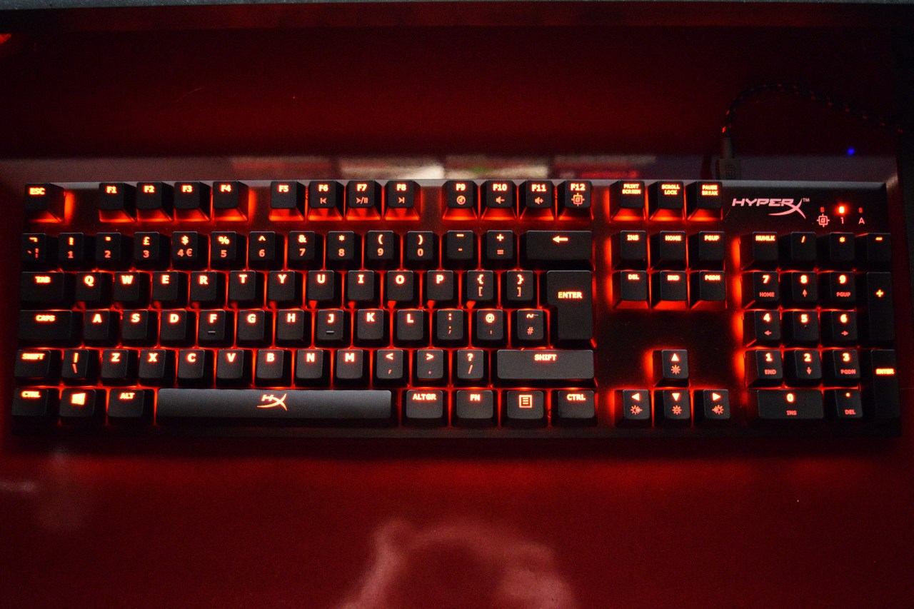 Hyperx Alloy Fps Mechanical Gaming Keyboard Review