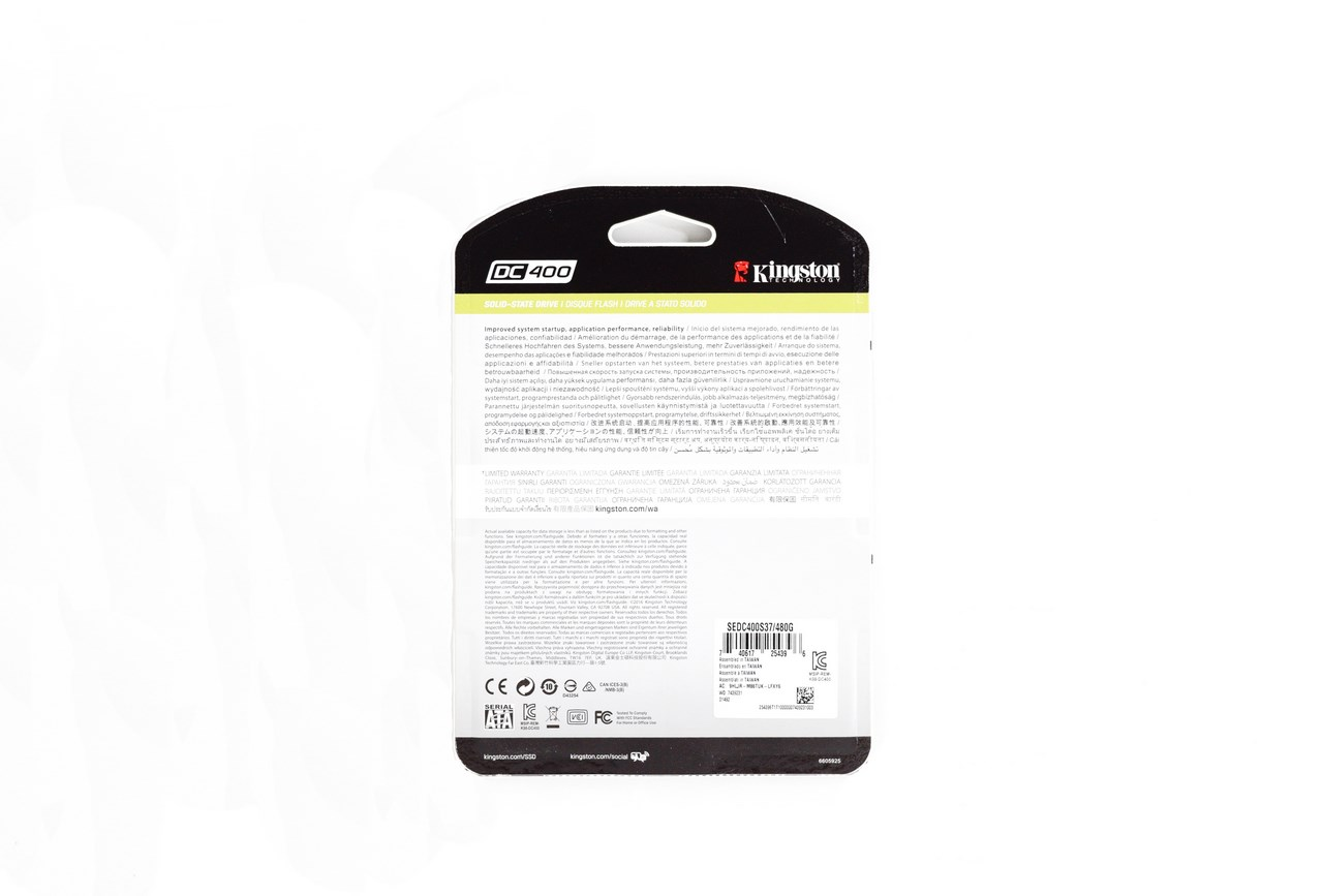 kingston ssdnow dc400 480gb ssd review. Black Bedroom Furniture Sets. Home Design Ideas