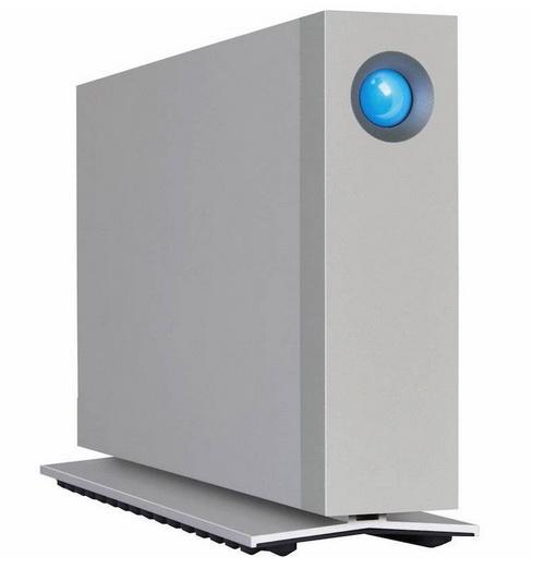 Lacie D2 Thunderbolt 3 10tb Professional Storage Drive Review