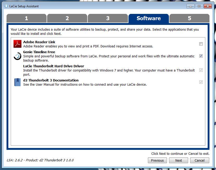 lacie d2 thunderbolt 3 10tb professional storage drive review rh nikktech com